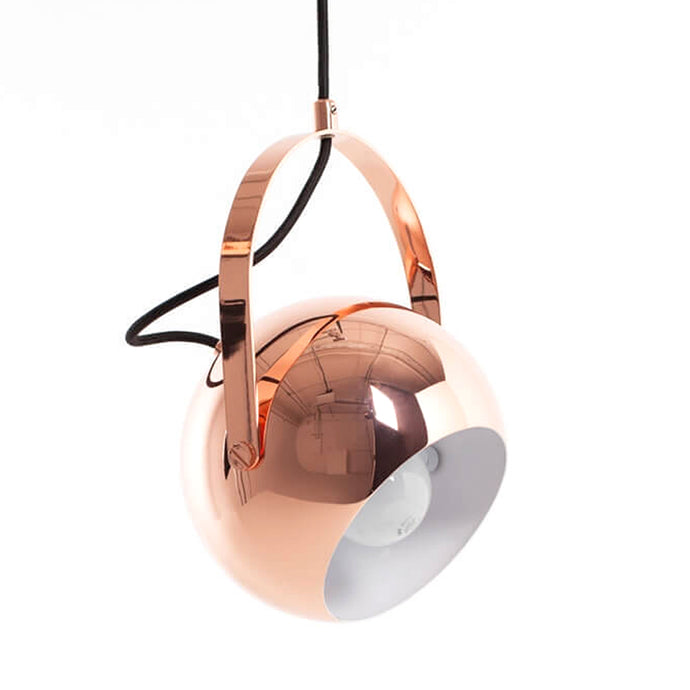 Ball Pendant with Handle - Hausful - Modern Furniture, Lighting, Rugs and Accessories