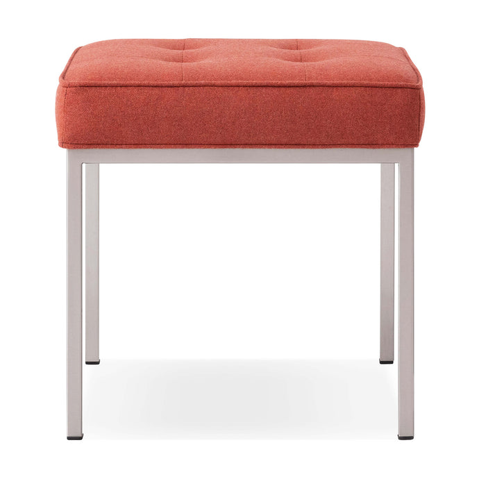 Bank Stool - Fabric - Hausful - Modern Furniture, Lighting, Rugs and Accessories