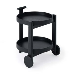 The Bar Cart - Black - Hausful - Modern Furniture, Lighting, Rugs and Accessories