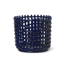 Load image into Gallery viewer, Ceramic Basket - Hausful - Modern Furniture, Lighting, Rugs and Accessories