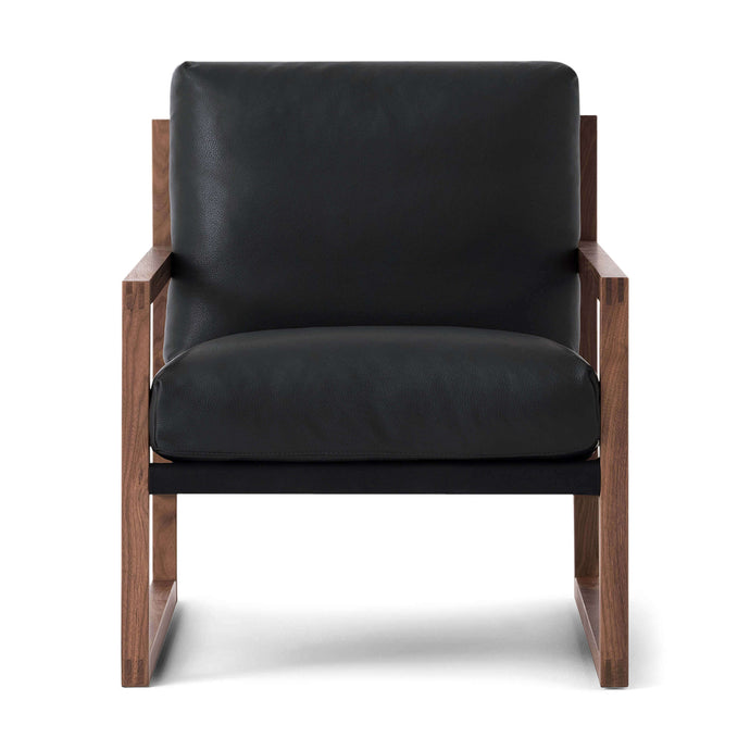 Chiara Lounge Chair - Leather - Hausful - Modern Furniture, Lighting, Rugs and Accessories
