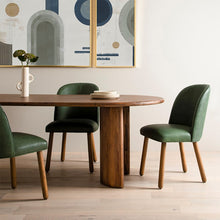 Load image into Gallery viewer, Crescent Dining Table - Hausful - Modern Furniture, Lighting, Rugs and Accessories
