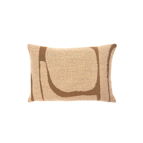 Avana Abstract Cushion - Lumbar - Hausful - Modern Furniture, Lighting, Rugs and Accessories