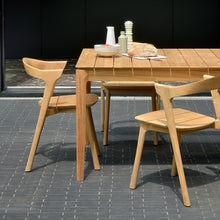 Load image into Gallery viewer, Teak Bok Outdoor Dining Chair - Hausful - Modern Furniture, Lighting, Rugs and Accessories