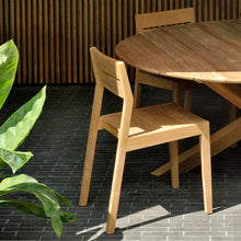 Load image into Gallery viewer, Teak EX 1 Outdoor Dining Chair - Hausful - Modern Furniture, Lighting, Rugs and Accessories