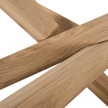 Load image into Gallery viewer, Oak Mikado Oval Dining Table - Hausful - Modern Furniture, Lighting, Rugs and Accessories