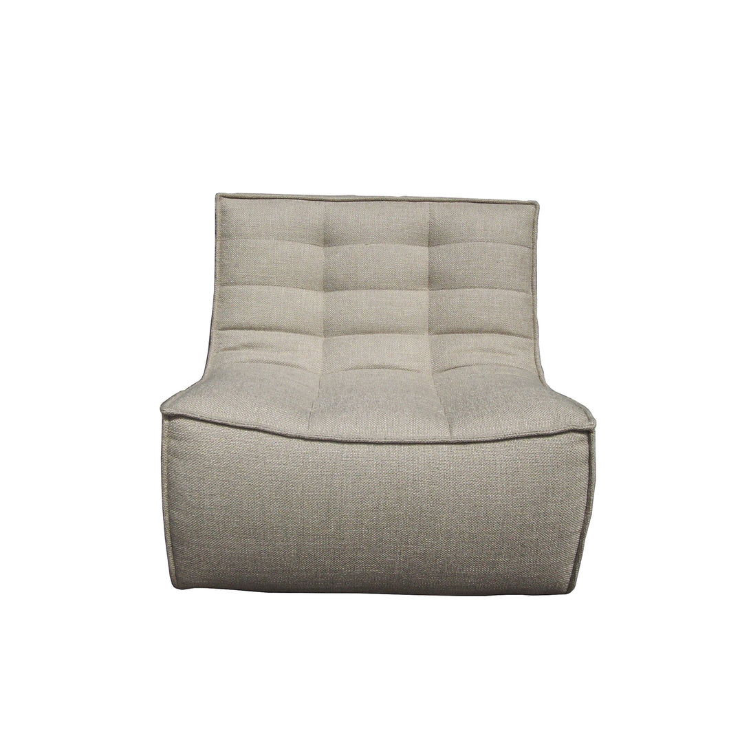 N701 Sofa - 1 Seater - Hausful - Modern Furniture, Lighting, Rugs and Accessories