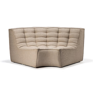 N701 Sofa - Round Corner - Hausful - Modern Furniture, Lighting, Rugs and Accessories