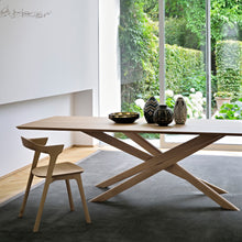 Load image into Gallery viewer, Oak Mikado Dining Table - Hausful - Modern Furniture, Lighting, Rugs and Accessories