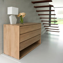 Load image into Gallery viewer, Oak Nordic Chest of Drawers - Hausful - Modern Furniture, Lighting, Rugs and Accessories