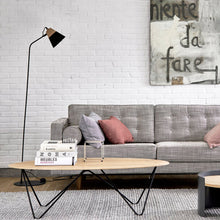 Load image into Gallery viewer, Oak Orb Coffee Table - Hausful - Modern Furniture, Lighting, Rugs and Accessories