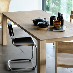 Oak Slice Dining Table - Hausful - Modern Furniture, Lighting, Rugs and Accessories