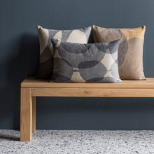 Load image into Gallery viewer, Layered Dots Cushion - Square - Hausful - Modern Furniture, Lighting, Rugs and Accessories
