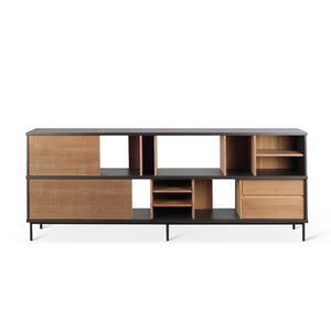 Teak Oscar Sideboard - Hausful - Modern Furniture, Lighting, Rugs and Accessories