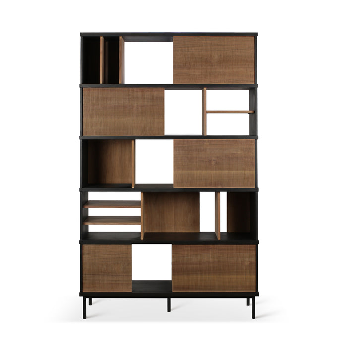 Teak Oscar Rack - Hausful - Modern Furniture, Lighting, Rugs and Accessories