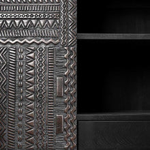 "Load image into Gallery viewer, Teak Tabwa Storage Cupboard - 40"" - Hausful - Modern Furniture, Lighting, Rugs and Accessories"