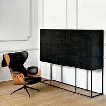 "Load image into Gallery viewer, Teak Tabwa Storage Cupboard - 79"" - Hausful - Modern Furniture, Lighting, Rugs and Accessories"