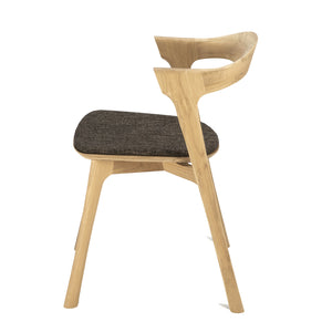 Oak Bok Dining Chair - Upholstered - Hausful - Modern Furniture, Lighting, Rugs and Accessories