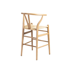 Wishbone Counter Stool - Hausful - Modern Furniture, Lighting, Rugs and Accessories