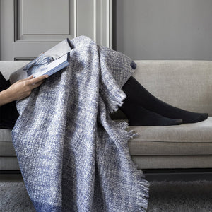 Enfold Wool Blanket - Hausful - Modern Furniture, Lighting, Rugs and Accessories