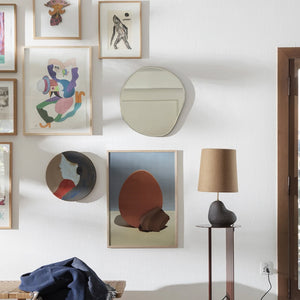 Pond Mirror - Small - Hausful - Modern Furniture, Lighting, Rugs and Accessories