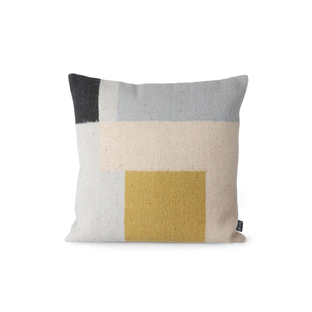 Squares Kelim Cushion - Hausful - Modern Furniture, Lighting, Rugs and Accessories