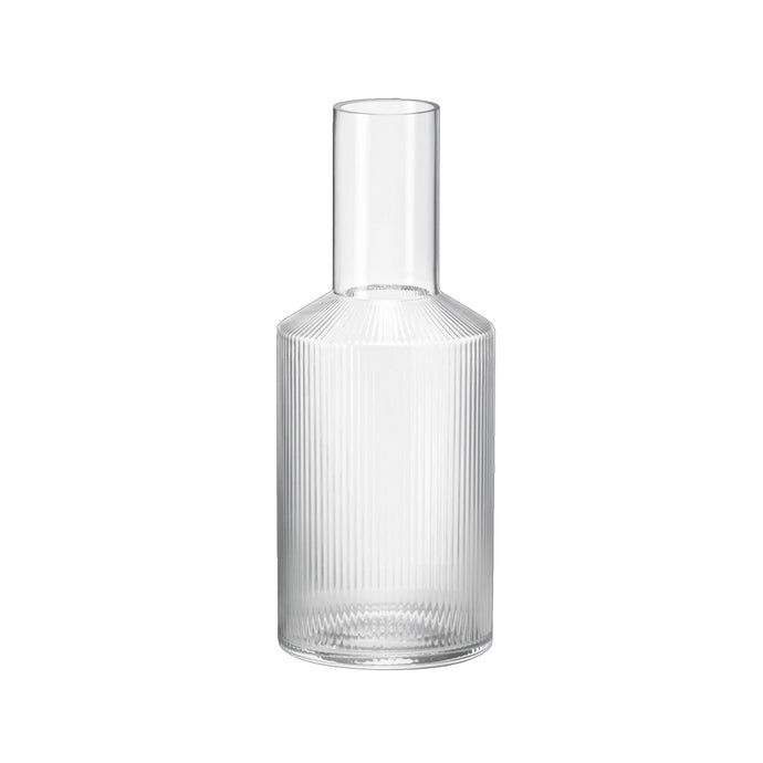 Ripple Glass Carafe - Hausful - Modern Furniture, Lighting, Rugs and Accessories