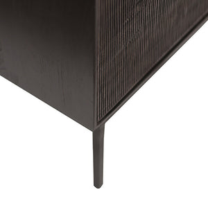 Teak Grooves Sideboard - Hausful - Modern Furniture, Lighting, Rugs and Accessories