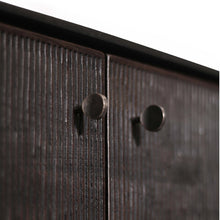 Load image into Gallery viewer, Teak Grooves Sideboard - Hausful - Modern Furniture, Lighting, Rugs and Accessories