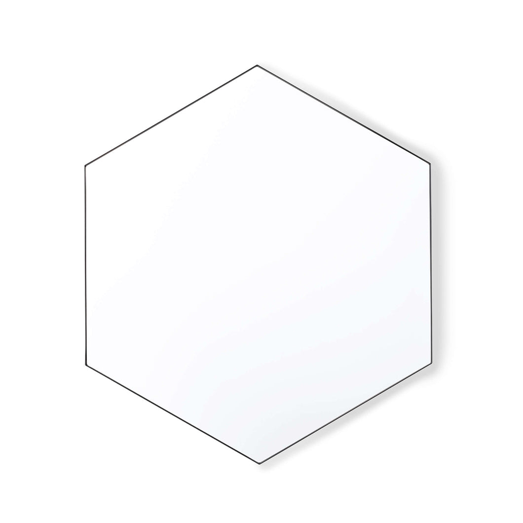 Hex Mirror - Hausful - Modern Furniture, Lighting, Rugs and Accessories