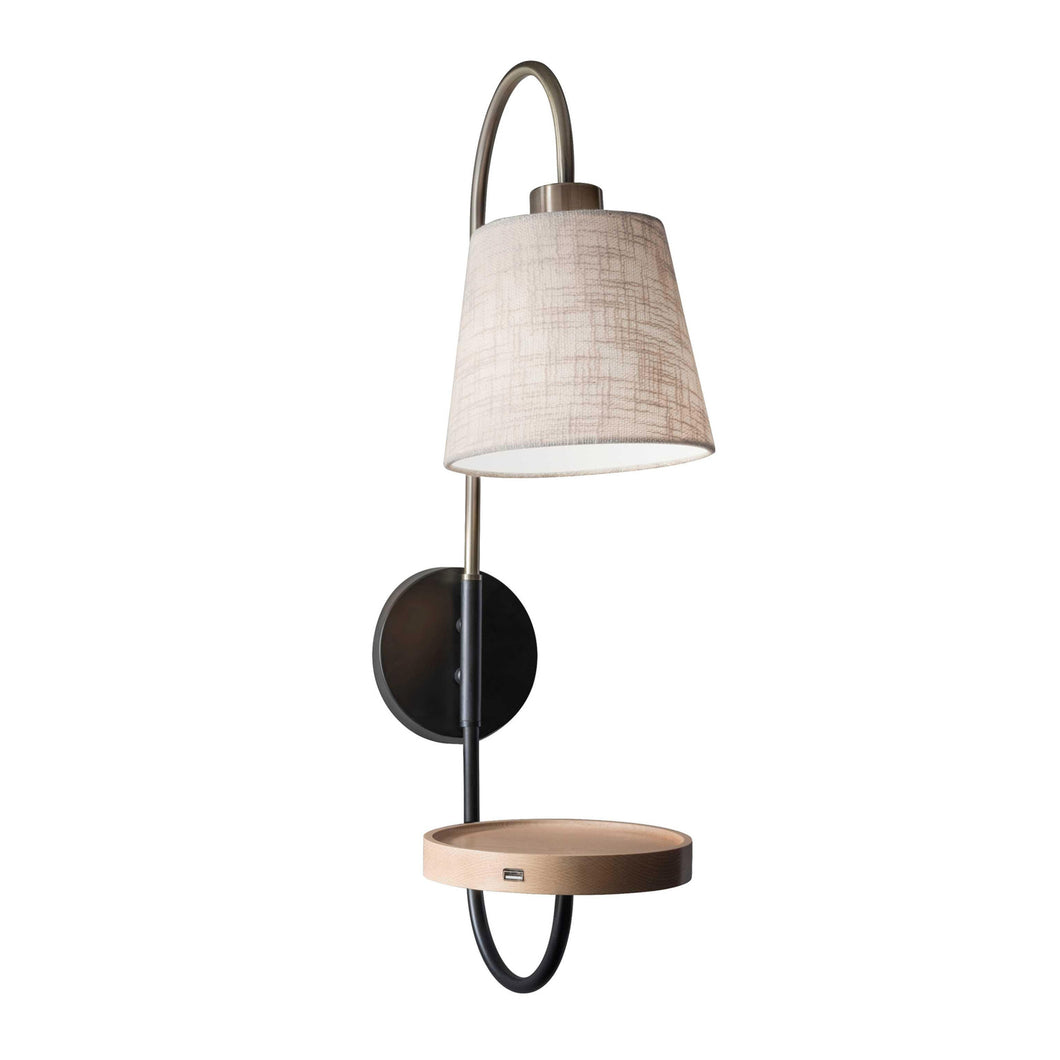 Jeffrey Wall Lamp - Hausful - Modern Furniture, Lighting, Rugs and Accessories