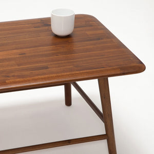 Kacia Rectangle Coffee Table - Hausful - Modern Furniture, Lighting, Rugs and Accessories