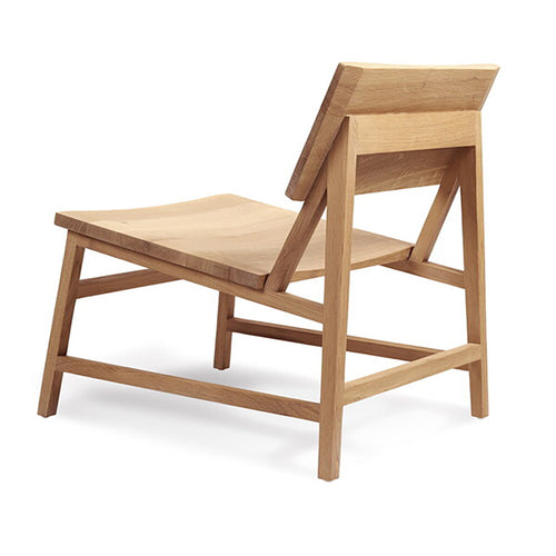 Oak N2 Lounge Chair - Hausful - Modern Furniture, Lighting, Rugs and Accessories
