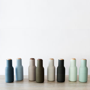 Salt & Pepper Bottle Grinder Set - Hausful - Modern Furniture, Lighting, Rugs and Accessories
