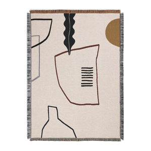 Mirage Blanket - Hausful - Modern Furniture, Lighting, Rugs and Accessories