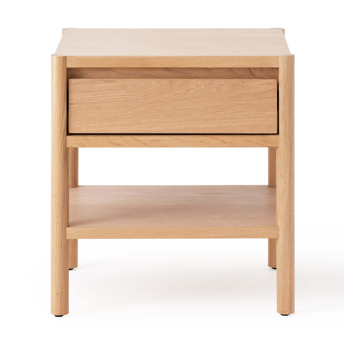 Monarch One Drawer Nightstand - Hausful - Modern Furniture, Lighting, Rugs and Accessories