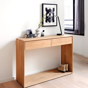 Oak Nordic Console - Hausful - Modern Furniture, Lighting, Rugs and Accessories