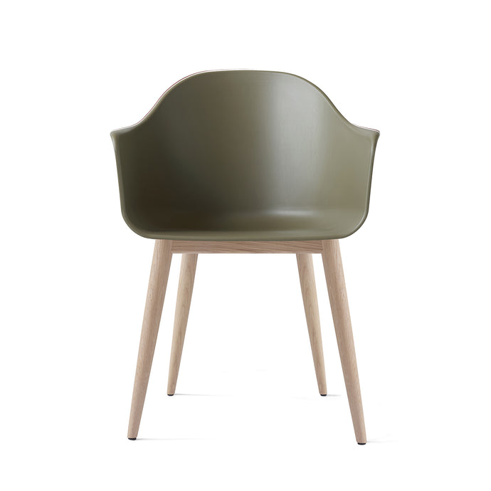Harbour Chair - Wood Base - Hausful - Modern Furniture, Lighting, Rugs and Accessories