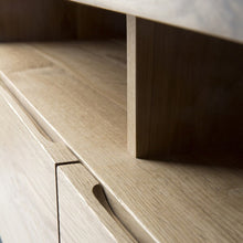Load image into Gallery viewer, Oak Ligna TV Cupboard - Hausful - Modern Furniture, Lighting, Rugs and Accessories