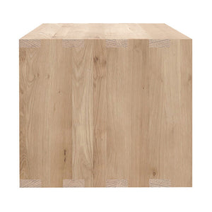 Oak Nordic II Bedside Table - Hausful - Modern Furniture, Lighting, Rugs and Accessories
