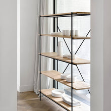 Load image into Gallery viewer, Oak Rise Rack - Hausful - Modern Furniture, Lighting, Rugs and Accessories