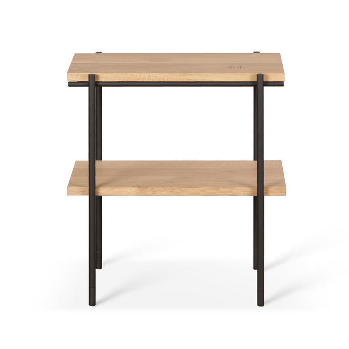 Oak Rise Side Table - Hausful - Modern Furniture, Lighting, Rugs and Accessories
