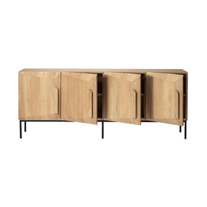"Oak Stairs Sideboard - 79"" - Hausful - Modern Furniture, Lighting, Rugs and Accessories"