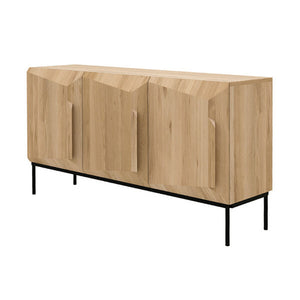 "Oak Stairs Sideboard - 59"" - Hausful - Modern Furniture, Lighting, Rugs and Accessories"