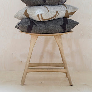 Oak Osso Stool - Hausful - Modern Furniture, Lighting, Rugs and Accessories