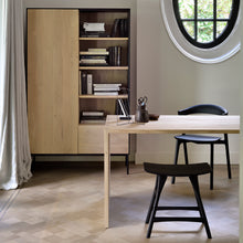 Load image into Gallery viewer, Oak Osso Stool - Hausful - Modern Furniture, Lighting, Rugs and Accessories