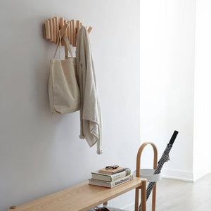 Picket Rail Hook - Hausful - Modern Furniture, Lighting, Rugs and Accessories