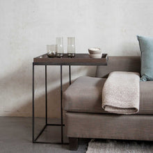 Load image into Gallery viewer, Rectangular Tray Side Table - Hausful - Modern Furniture, Lighting, Rugs and Accessories