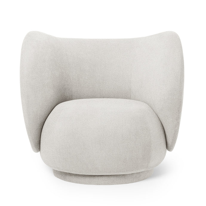 Rico Lounge Chair - Hausful - Modern Furniture, Lighting, Rugs and Accessories