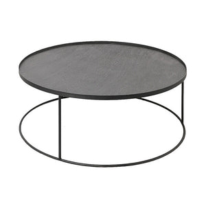 Round Tray Coffee Table - Hausful - Modern Furniture, Lighting, Rugs and Accessories